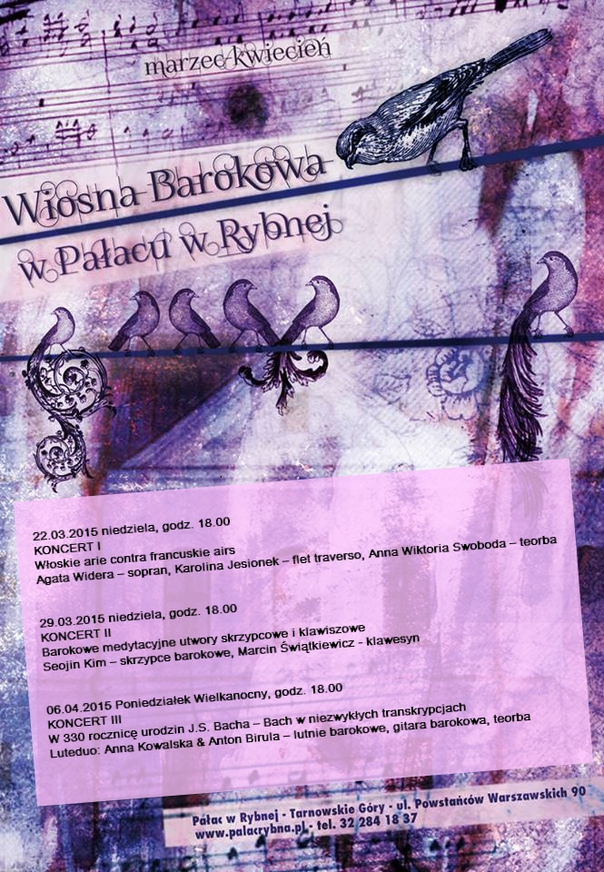 WIOSNA BAROKOWA 2015